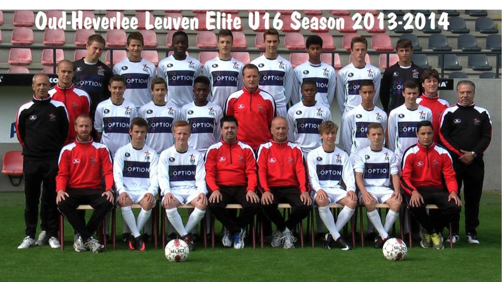 OHL Elite U16 Season 2013-2014