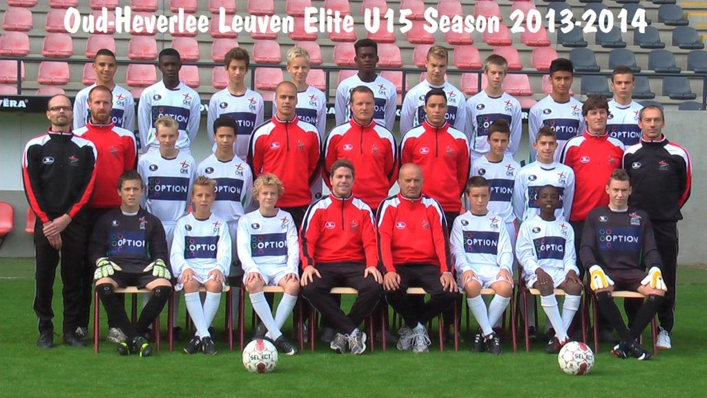 OHL Elite U15  Season 2013-2014