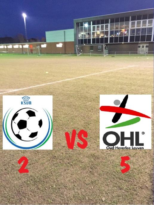 KSV Roeselare vs OH Leuven 2-5