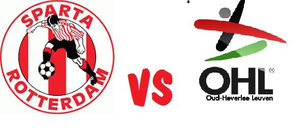 sparta rotterdam vs OHL
